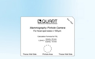 Quart Mammo Pinhole Camera