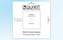 Quart RAD Pinhole Camera